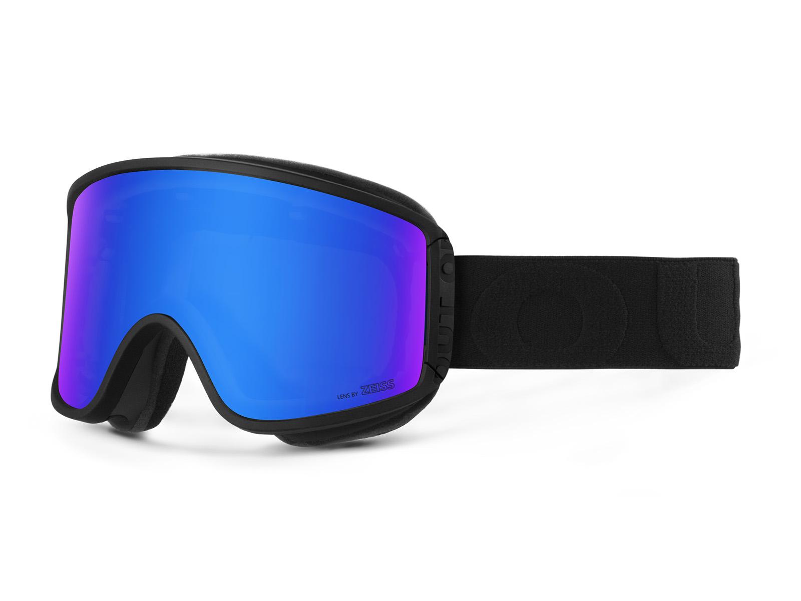 SHIFT BLACK BLUE MCI GOGGLE