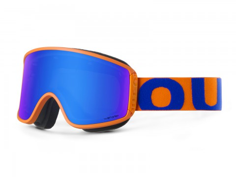SHIFT BLUE ORANGE THE ONE GELO GOGGLE