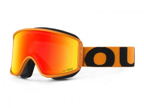 SHIFT ORANGE RED MCI GOGGLE