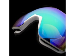 Out Of Earth ski goggle nose detail