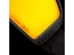 Out Of Shift ski goggle lens clousure detail