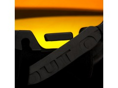 Out Of Shift ski goggle lens change system detail