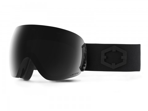 OPEN BLACK THE ONE NERO GOGGLE