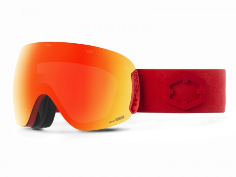 OPEN RED RED MCI GOGGLE