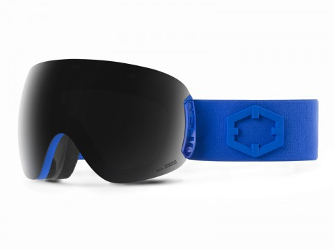 OPEN BLUE SMOKE GOGGLE