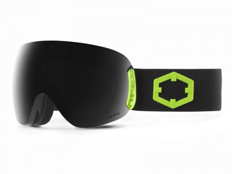 OPEN BLACK GREEN THE ONE NERO GOGGLE