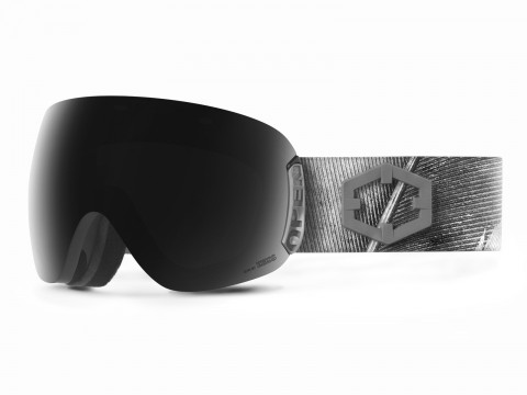OPEN FEATHER SMOKE GOGGLE