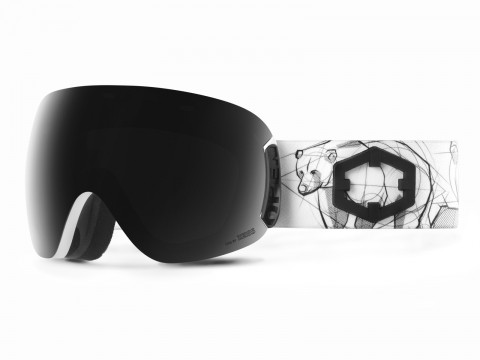OPEN BEAR SMOKE GOGGLE