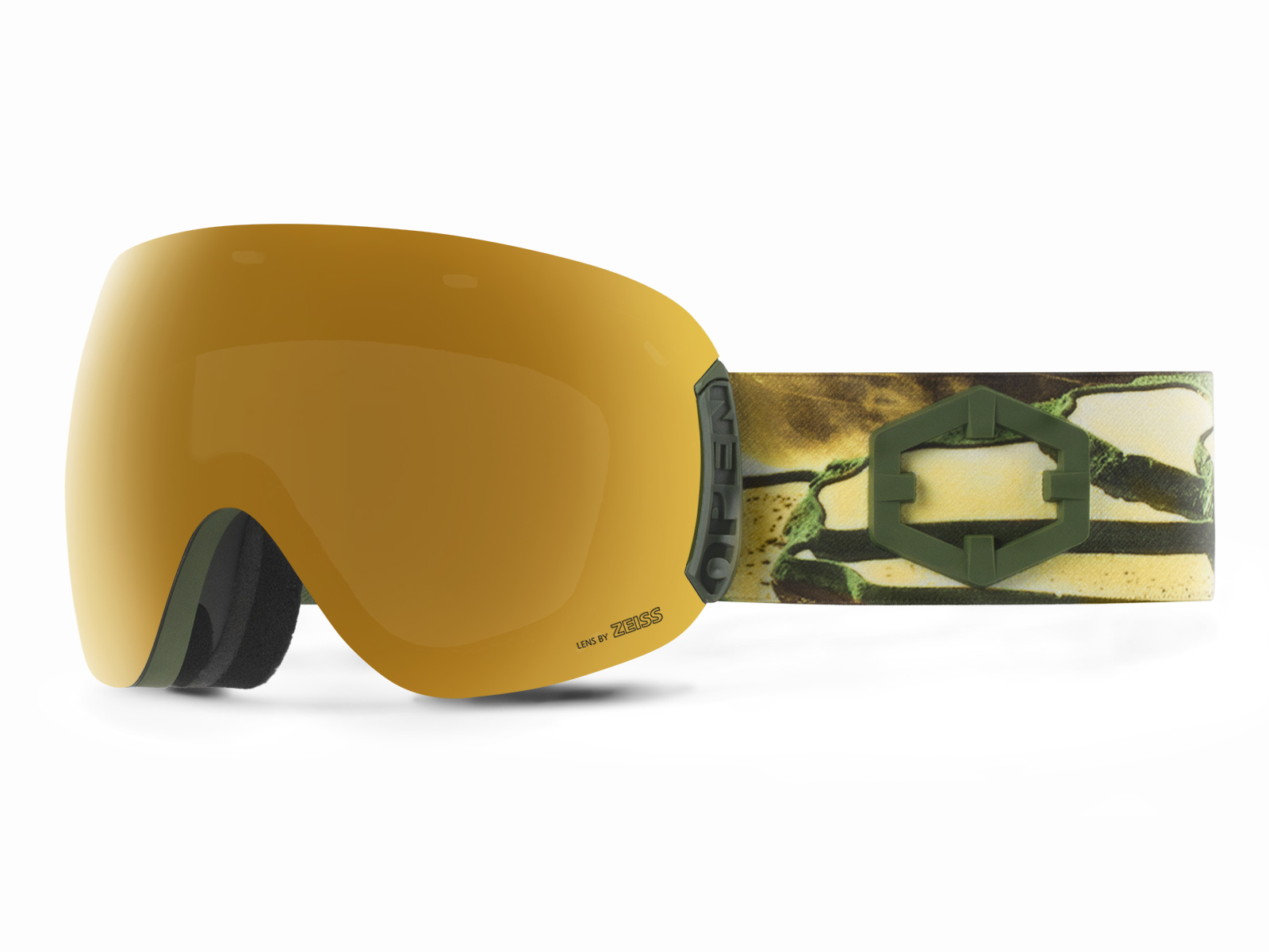 OPEN EASTERN GOLD GOLD24 MCI GOGGLE