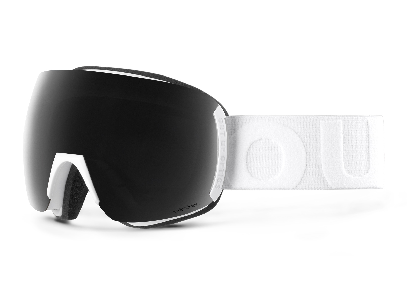 EARTH WHITE THE ONE NERO GOGGLE