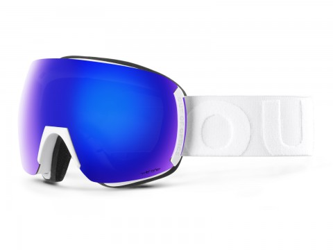 EARTH WHITE THE ONE GELO GOGGLE