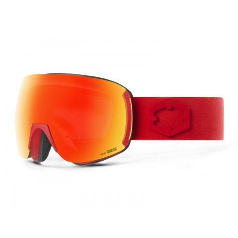 EARTH RED RED MCI GOGGLE