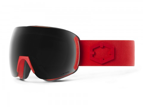 EARTH RED THE ONE NERO GOGGLE