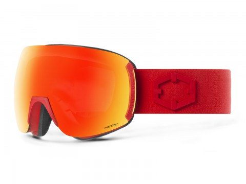 EARTH RED THE ONE FUOCO GOGGLE
