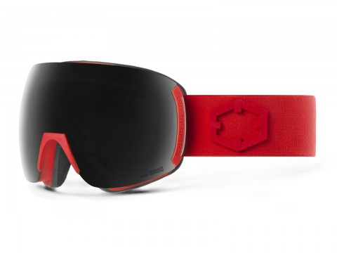 EARTH RED SMOKE GOGGLE