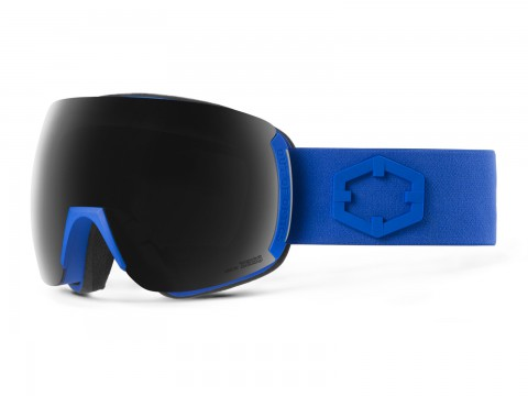 EARTH BLUE SMOKE GOGGLE