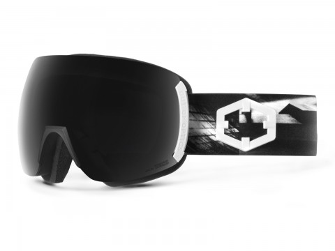 EARTH SKATE SMOKE GOGGLE