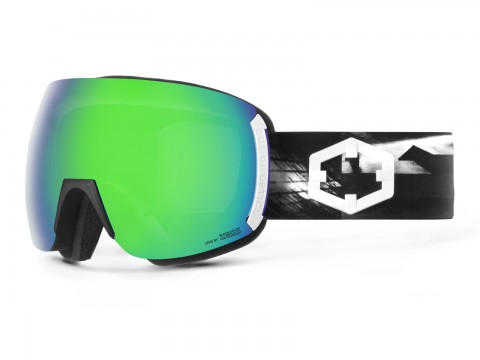 EARTH SKATE GREEN MCI GOGGLE