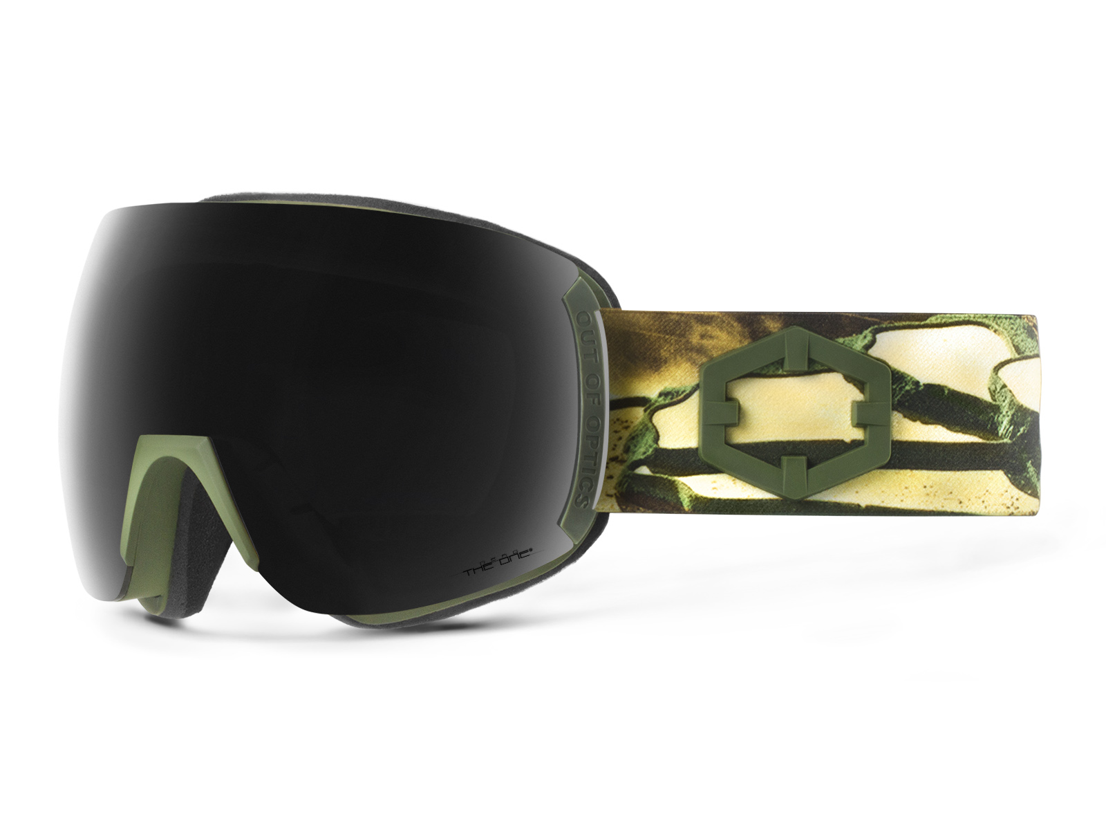 EARTH EASTERN GOLD THE ONE NERO GOGGLE