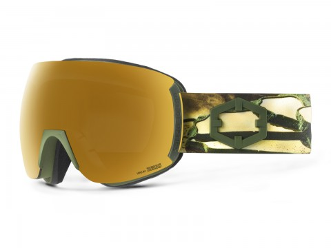 EARTH EASTERN GOLD GOLD24 MCI GOGGLE