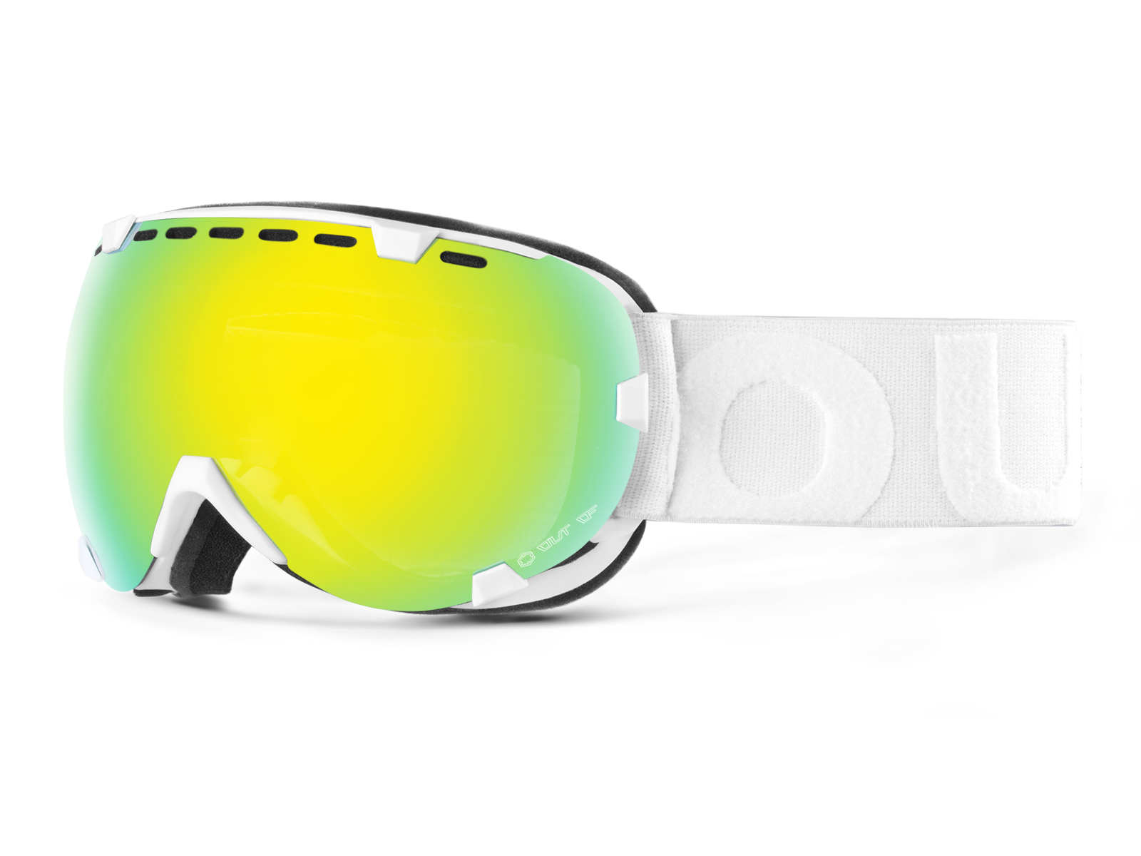 EYES WHITE GOLD MCI GOGGLE