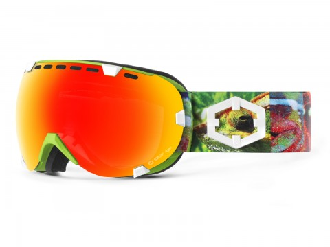 EYES CHAMELEON RED MCI GOGGLE