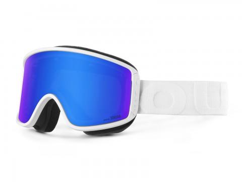 MASCHERA SHIFT WHITE BLUE MCI