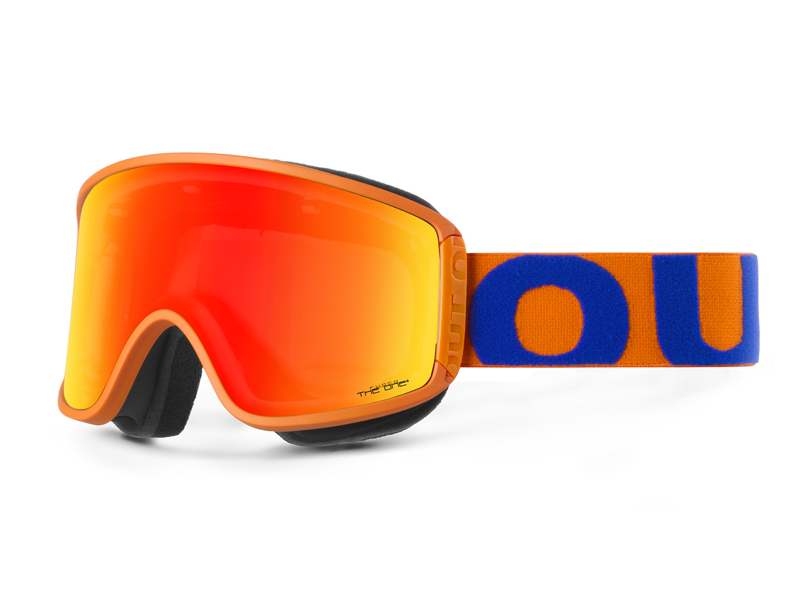 SHIFT BLUE ORANGE THE ONE FUOCO GOGGLE