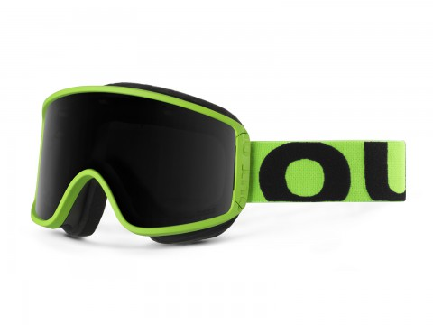 MASCHERA SHIFT FLUO GREEN SMOKE