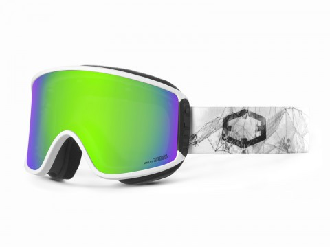 SHIFT HOMESPOT GREEN MCI GOGGLE