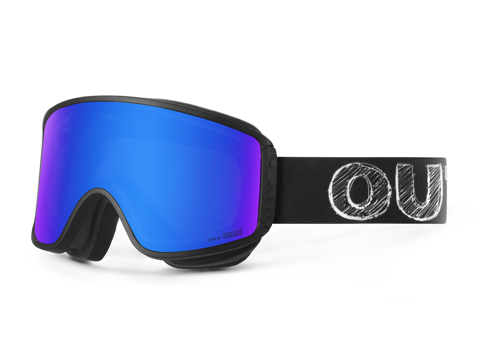 SHIFT BLACKBOARD BLUE MCI GOGGLE