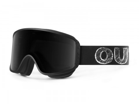 SHIFT BLACKBOARD SMOKE GOGGLE