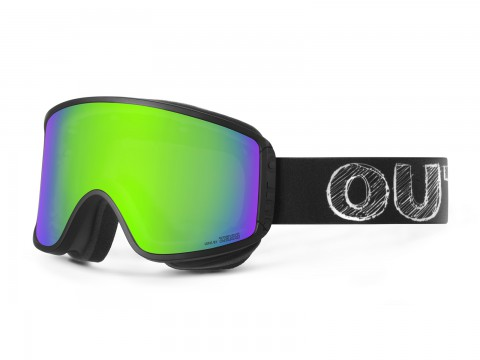 SHIFT BLACKBOARD GREEN MCI GOGGLE