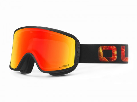 SHIFT VULCANO RED MCI GOGGLE