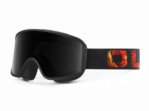 SHIFT VULCANO THE ONE NERO GOGGLE