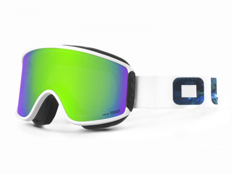 SHIFT QUANTUM GREEN MCI GOGGLE