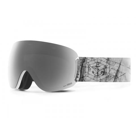 Open Marine Silver goggle