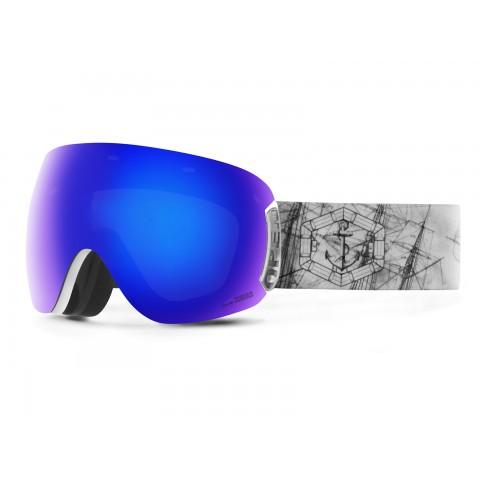 Open Marine Blue mci goggle