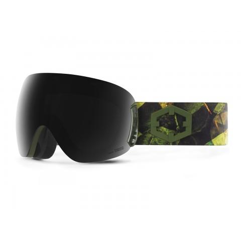 Open Evergreen Smoke goggle