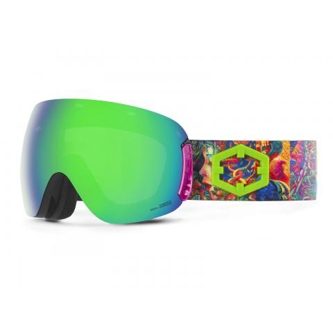 Open Lsd Green mci goggle