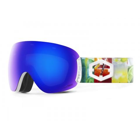 Open Apres ski Blue mci goggle
