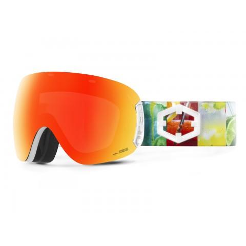 Open Apres ski Red mci goggle