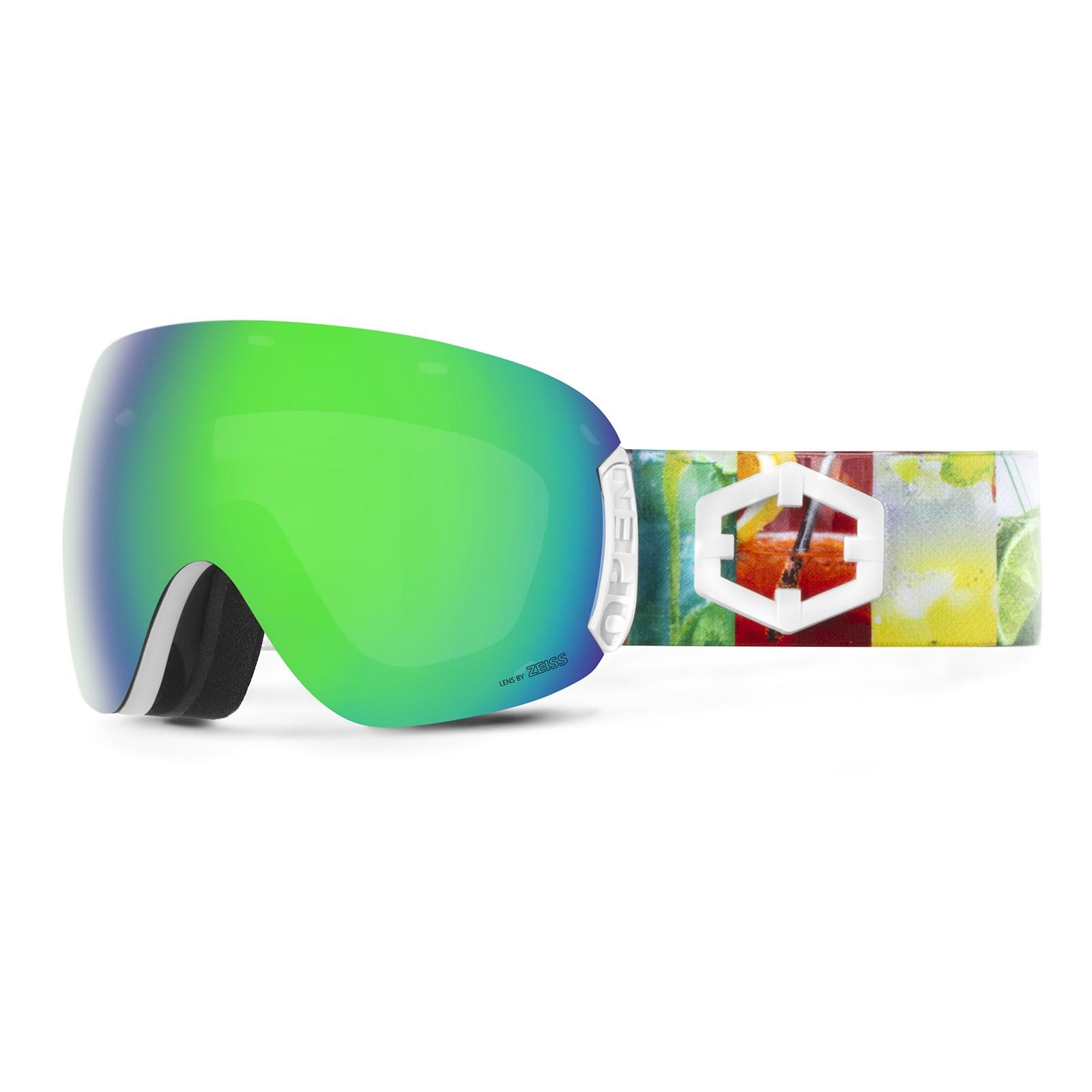 Open Apres ski Green mci goggle