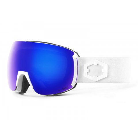 Earth White Blue mci goggle