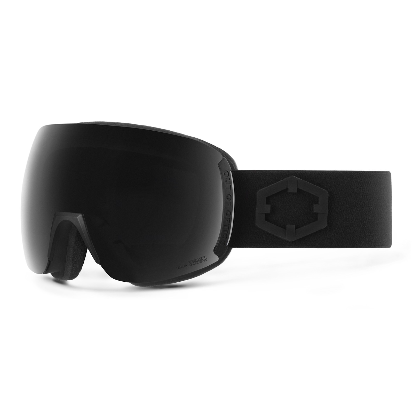 Earth Black Smoke goggle