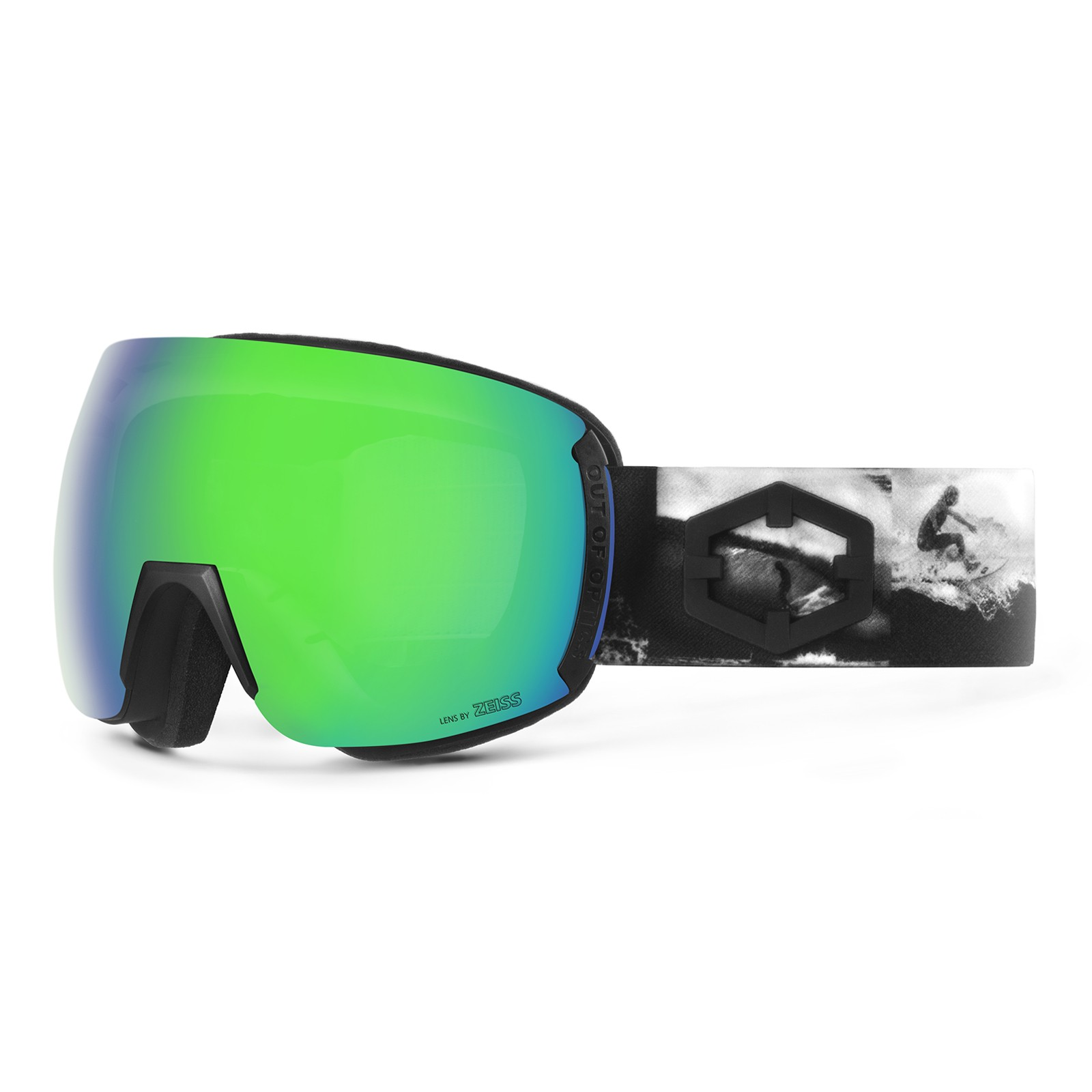 Earth Tube Green mci goggle