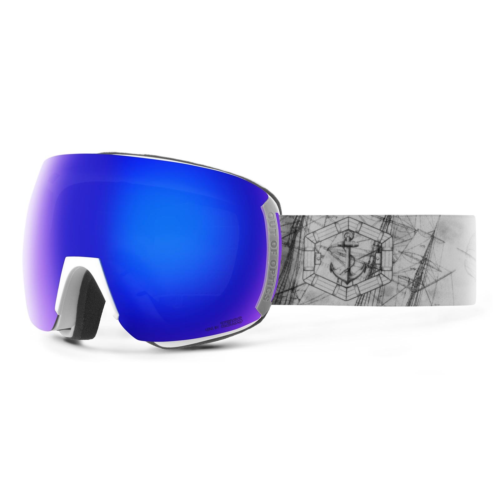 Earth Marine Blue mci goggle