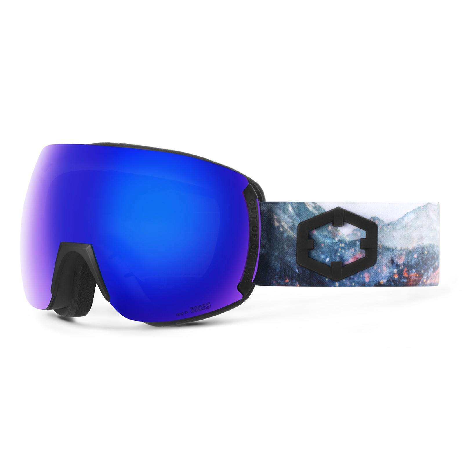 Earth Sparks Blue mci goggle