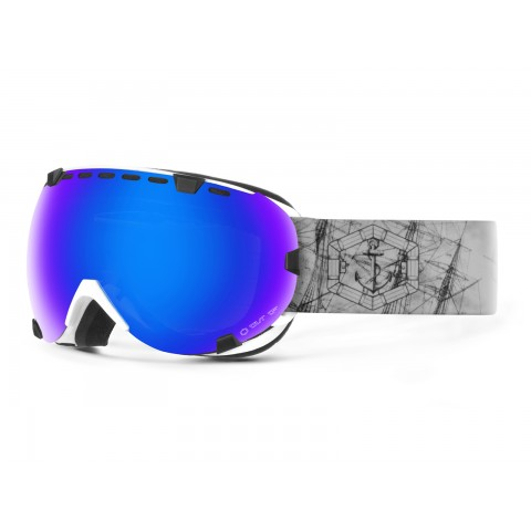 Eyes Marine Blue mci goggle