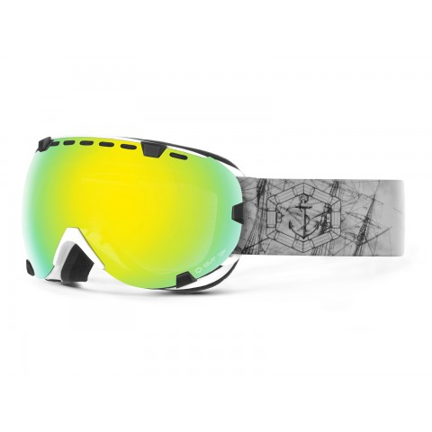 Eyes Marine Gold mci goggle
